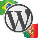 WordPress forte no Brasil e em Portugal
