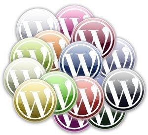 Ícones do WordPress